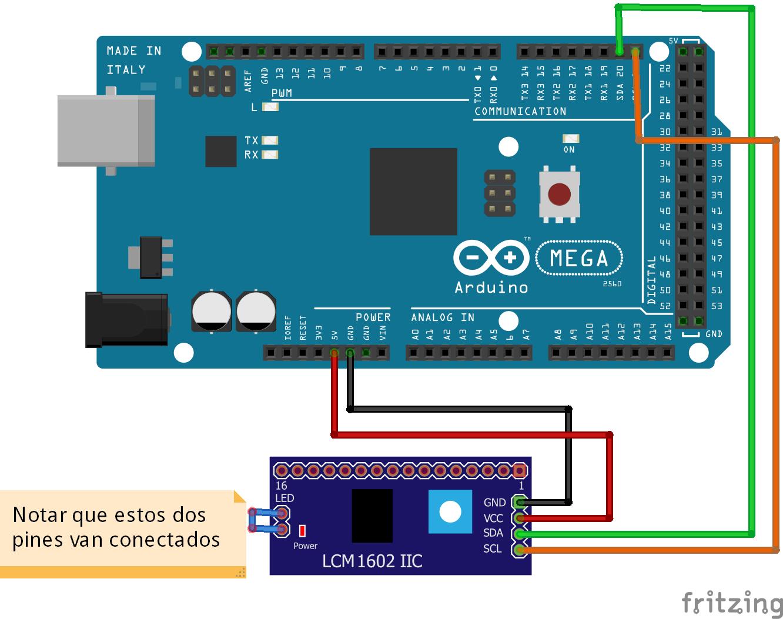 Obtener Dirección De Módulo I2c Para Lcd Con Arduino