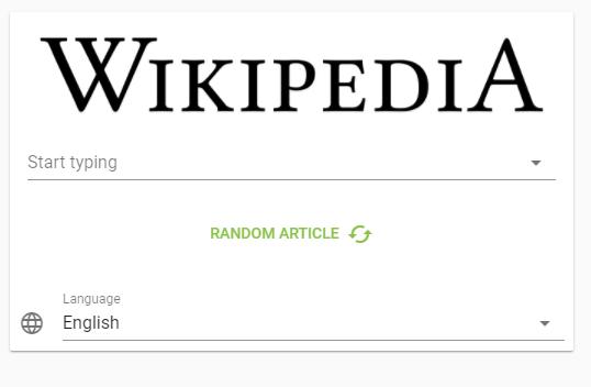 Visor de Wikipedia en inglés