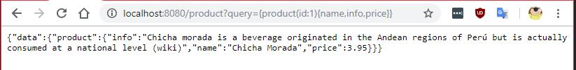 Consumir servidor GraphQL en GoLang