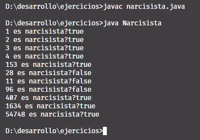 Llamada a la función en Java