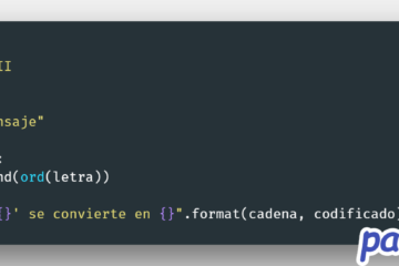 Chr y ord en Python