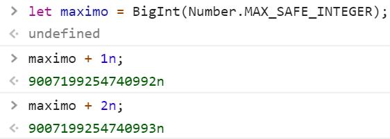 Operar números en JavaScript más allá de los límites