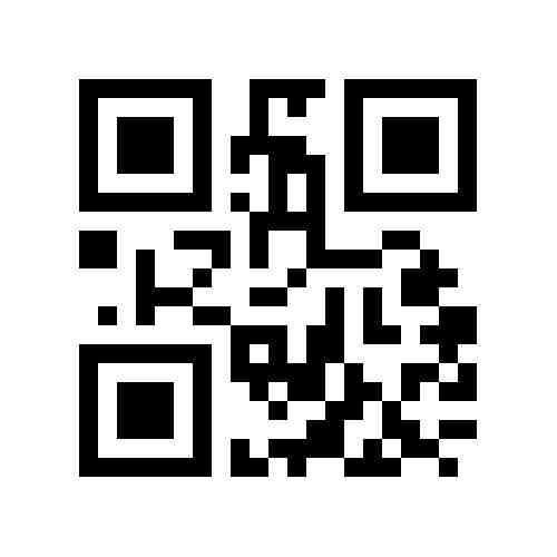 Código QR generado con app de Android programada por nosotros