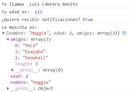 Obteniendo valores de localStorage con JavaScript