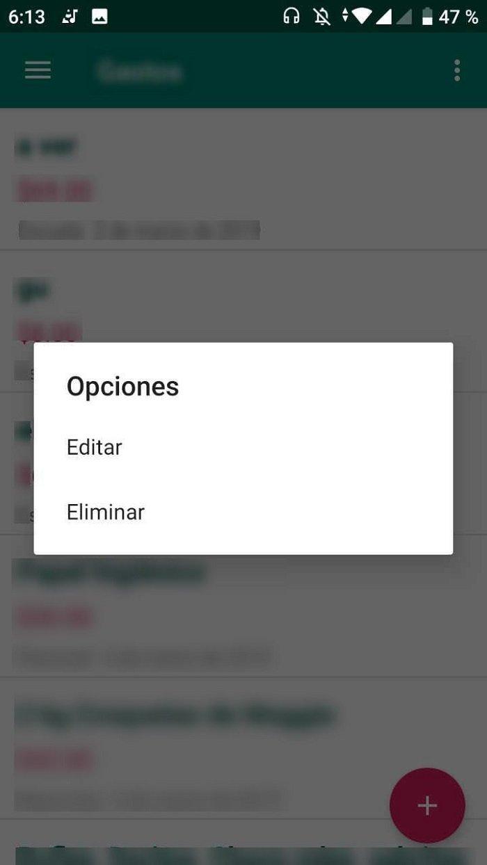Mostrar alerta con opciones definidas en un arreglo
