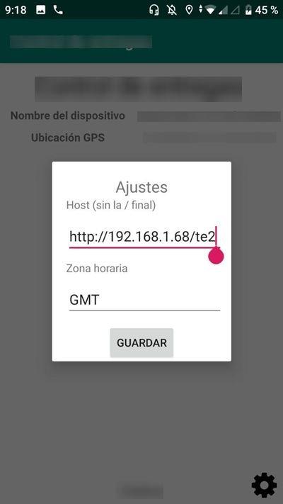 Diálogo con layout personalizado en Android