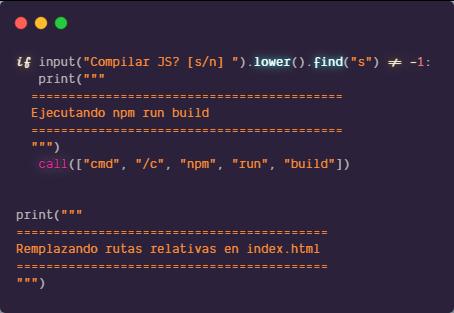 If en Python 3 - Ejemplos
