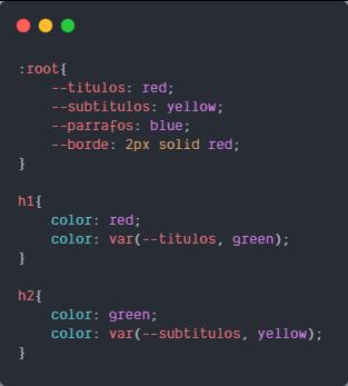 Tutorial de Variables CSS con var