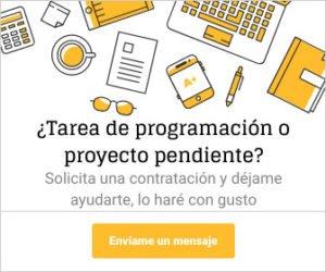 Contratar a desarrollador Parzibyte