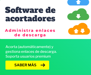 Gestiona enlaces de descarga