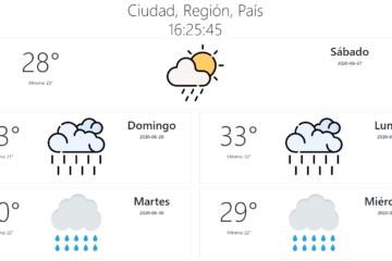 Clima con Angular - App que consume API