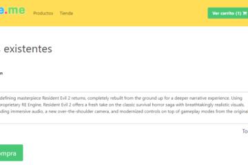 Ver carrito de compras con productos almacenados en localStorage usando JavaScript