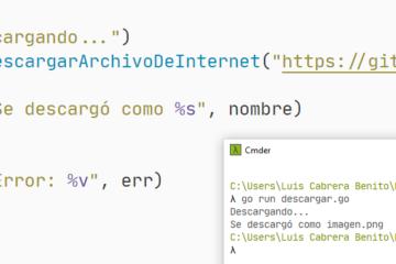 Descargar archivo por URL usando Go Golang