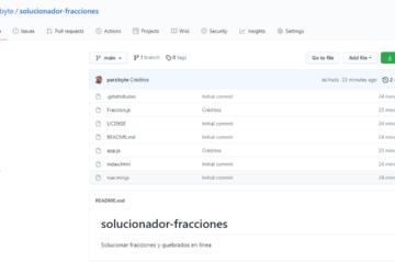 Repositorio para publicar página web en GitHub