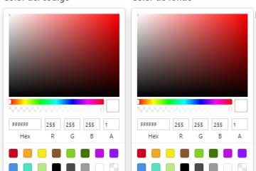 Selector de color con Vue y JavaScript - Color picker