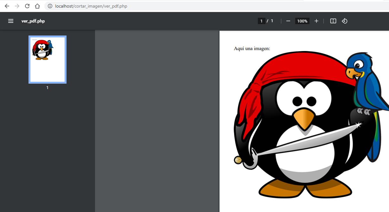 Imagen base 64 dentro de PDF con PHP y Dompdf