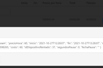 Mostrar modal con Vue.js y Bulma usando Buefy con componentes